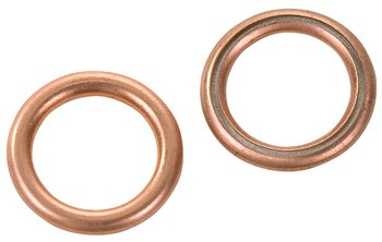 """CRUSH WASHER FOR AR-15 OR OTHER 5.56 / .223 - FITS 1/2""""x28 THREAD ..."""