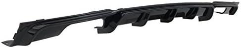 Kitt CORDBMF30MPDOBES diffusore posteriore doppio scarico scappamento marmitta punte