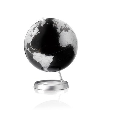 Full Circle Vision Globe Color: Black by Atmosphere