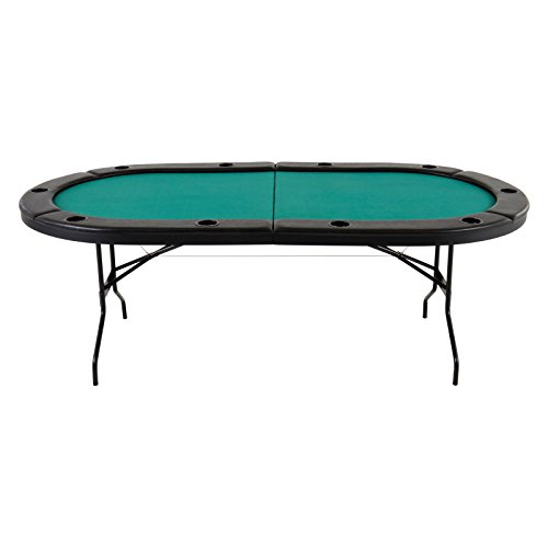 Triumph 84 In. X 42 In. Folding Poker Table