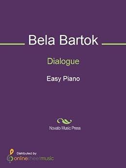 Dialogue by [Bela Bartok]