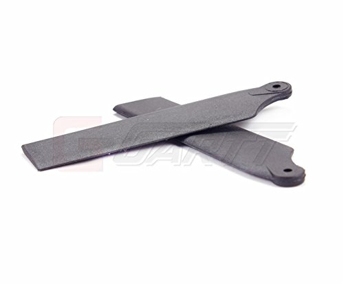 GarttGARTT 450L Tail Blade Fits Align Trex 450L RC Helicopter