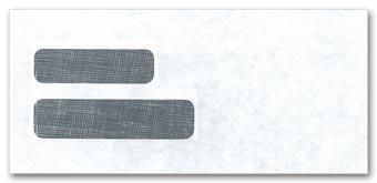EGP Double Window Confidential Envelope product image