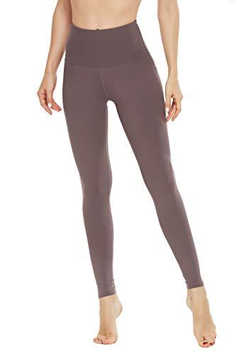 QUEENIEKE Women Yoga Leggings Classic 5.5 Inch High Waist Running Pants Tummy Control Workout Tights
