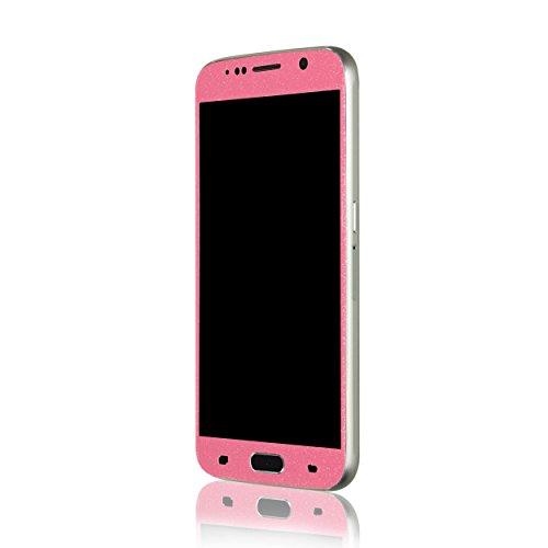 AppSkins Vorderseite Samsung Galaxy S6 Diamond rose