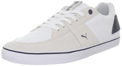 Puma Mens El Vuelo LO CVS Shoe White/New Navy yFioVb