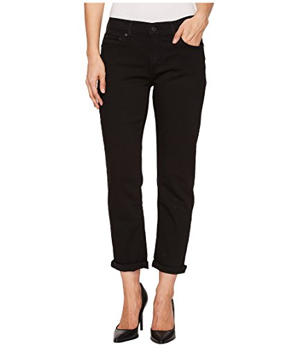 Levi's Women's Boyfriend Jeans, Soft Black, 33 (US - Black Boyfriends