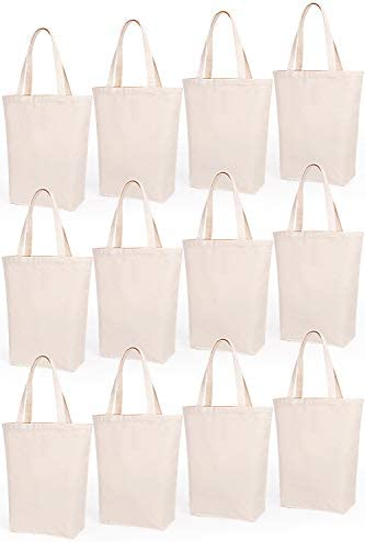 Natural Canvas Reusable Shopping Grocery product image