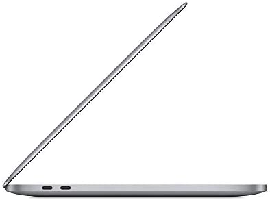 New Apple MacBook Pro with Apple M1 Chip (13-inch, 8GB RAM, 256GB SSD Storage) – Space Gray (Latest Model)