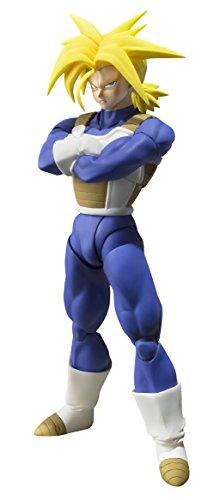 Bandai Tamashii Nations Super Saiyan Trunks (Cell Saga Version)