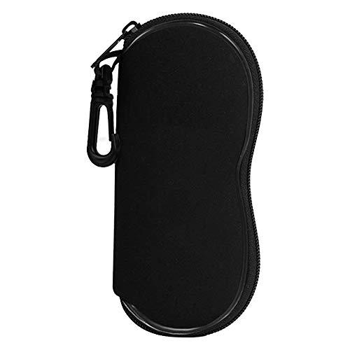 Foam Eyeglass Case For Anywhere/Everywhere Storage - Black.