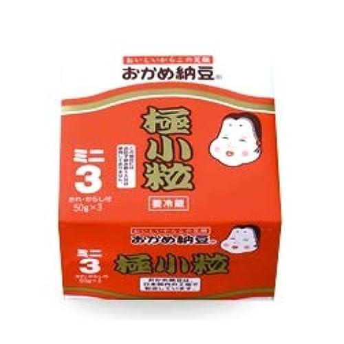 タカノフーズ おかめ納豆 極少粒