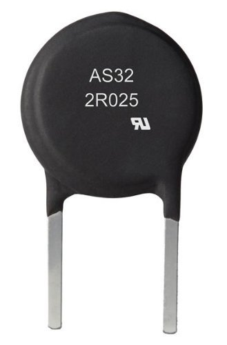 As322r025 Inrush Current Limiters 32mm 2ohms 25a (2 Units)