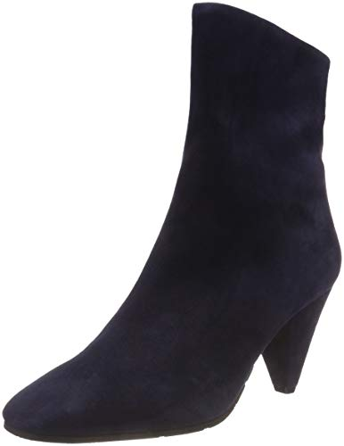 Oxitaly Bleu blu Femme Bottines 440 Blu Giuditta 0w46qr0
