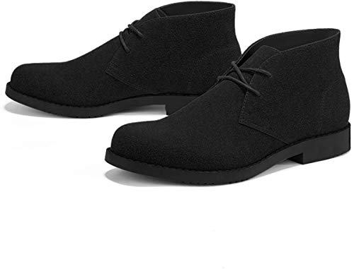 GOLAIMAN Men's Chukka Boots Casual Suede Desert Shoes