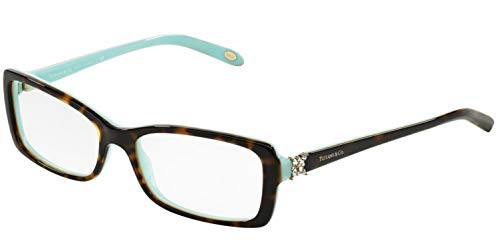 Tiffany & Co. TF2091B - 8134 Eyeglass Frame TOP HAVANA/BLUE ()