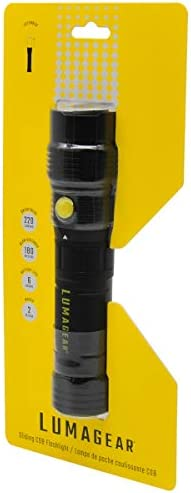 Tactical Lumagear Flashlight Choose the one that's right for you!