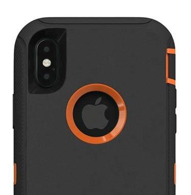 Unlimited Tech orange iphone xr case 2019