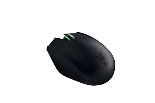 Razer Orochi - Wired/Wireless RGB Portable Travel Gaming Mouse - Bluetooth 4.0 Enabled & 8,200 DPI (Certified Refurbished)
