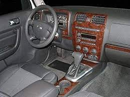 (Hummer H3 H-3 H 3 Interior BURL Wood Dash Trim KIT Set 2006 2007 2008 2009 2010 2011)