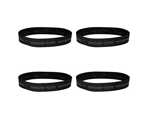 (Vacuum Parts) (4) Hoover 40201170 11041084 Vacuum Belt for Power Drive Windtunnel OEM - New