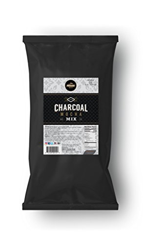 - MOCAFE Charcoal Mocha Mix, 3-Pound (4 Count) Instant Frappe Mix, Coffee House Style Blended Drink Used in Coffee Shops