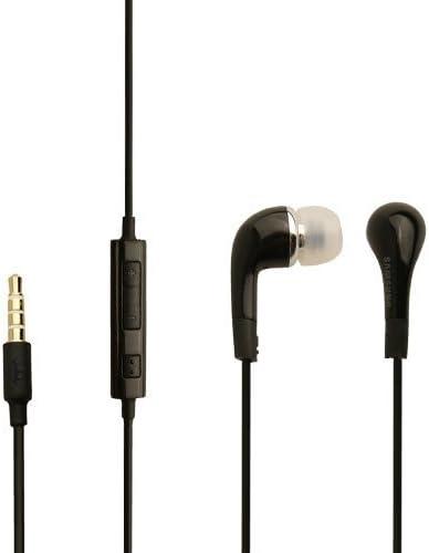 Samsung EHS64AVFBE - Auriculares para Samsung Galaxy S4 i9505 (botón de encendido/apagado), color negro