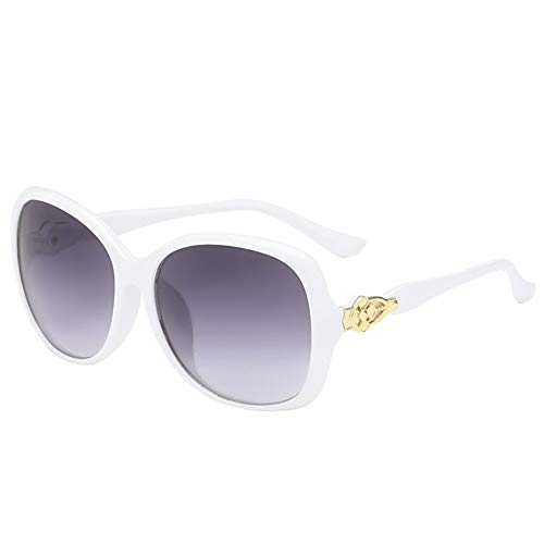 NIFG americanas Gafas mujer para de europeas White y sol 7O7fqxZ