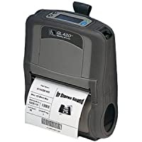 Zebra Ql 420 Plus Direct Thermal Printer . Monochrome . Portable . Label Print . 4.09 Print Width . 3 In/S Mono . 203 Dpi . Bluetooth . Usb . Battery Included . Lcd Product Type: Printers/Label/Receipt Printers