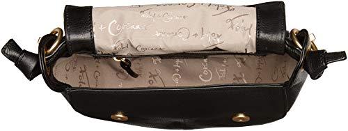 Corinna Black Foley Bag Lilli Saddle wSP77qXfn