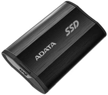 ADATA SE800 1TB IP68 Rugged - Up to 1000 MB/s- SuperSpeed USB 3.2 Gen 2 USB-C External Portable SSD