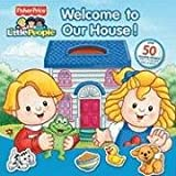 Fisher-Price Little People Welcome to Our House Panorama Stickerbook, Reader's Digest Editors and Jodi Shepherd, 0794417736