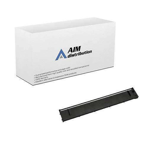 - AIM Compatible Replacement for C. Itoh CI-3500/4000/5000 Black Printer Ribbons (6/PK) (H0944-O5VC) - Generic