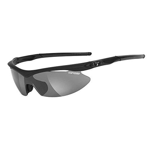 Tifosi Asian Slip 1060200115 Shield Sunglasses,Matte Black,149 - Asian Glasses