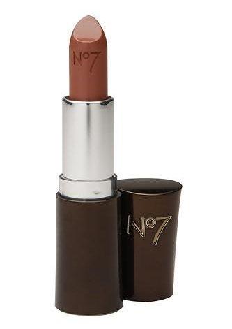 Boots No7 Moisture Drench Lipstick ~ Honey Bloom 740