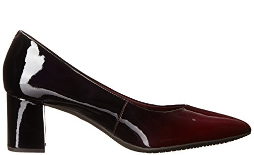 Rockport Donna Total Motion Salima Dress Pump Merlot Ombre