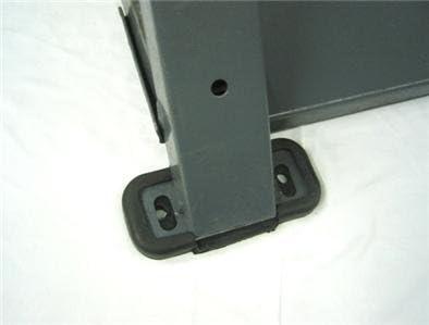 Cojines de goma para patas de máquina de coser industrial, 4 unidades Set: Amazon.es: Hogar