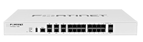 Fortinet FortiGate 100E Network Security/Firewall Appliance Antispam Network Security Appliance