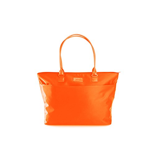 lipault-paris-original-plume-shopping-bag-carry-on-luggage-orange