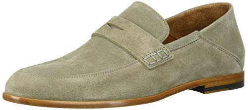 Aquatalia Men's Harris Suede Loafer