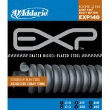 D'Addario EXP140x3 , EXP Nick Rnd Wnd, Coated, Light Top/Hea