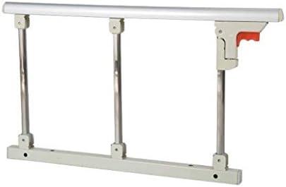 GWM ベッド鉄道の安全性は、高齢者&高齢者手すりハンドルベッドアシスト大人、子供ガードRailsの折りたたみ病院ベッドサイドグラブバーバンパーハンディキャップ医療補助機器