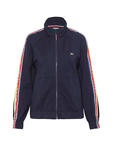 Size Felpa Blu Jeans Tommy Donna Large wqC0nIU