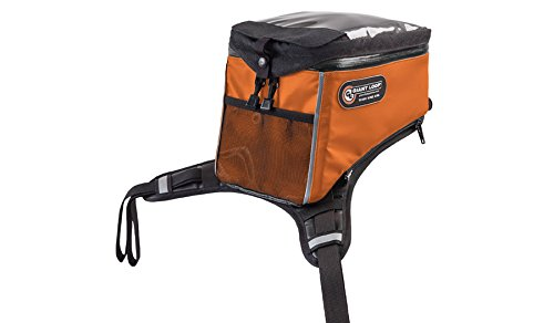 Giant Loop FTB-ORANGE Fandango Tank Bag - 10 Liter Capacity