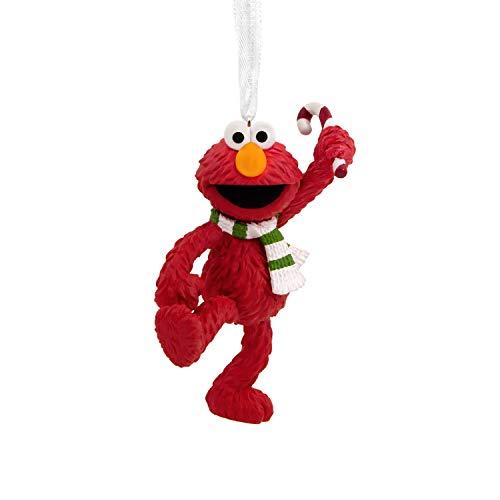 Ornaments Christmas Street Sesame - Hallmark Christmas Ornaments, Sesame Street Elmo Ornament