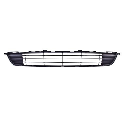 CarPartsDepot, Texture USA Built Front Bumper Lower Grill Grille Center, 363-44174-10 TO1036111 5311202120