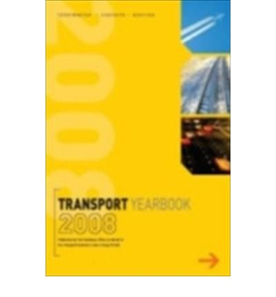 [(Transport Yearbook 2008 )] [Author: Transport Statistics Users Group] [Jan-2008]