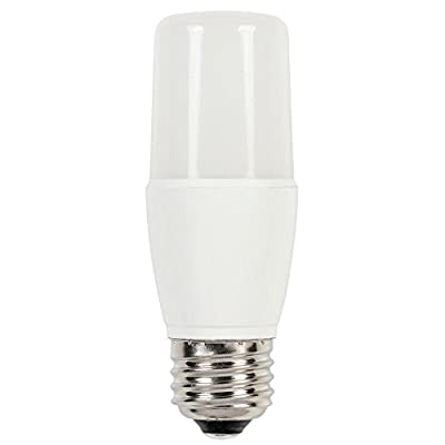 Westinghouse 0516100 60W Equivalent T7 Dimmable Cool Bright Led Light Bulb with Medium Base