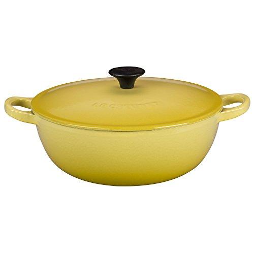 Le Creuset Enameled Cast-Iron 2 3/4 Quart Chefs Oven, Soleil