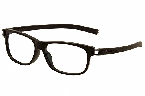 Tag Heuer Men's Eyeglasses Track S TH7606 TH/7606 007 Black Optical Frame 54mm